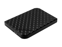 Verbatim 1TB Store 'N Go USB 3.0 Portable Hard Drive - Diamond Black, 99372, 32327041, Hard Drives - External