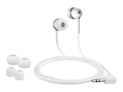 Sennheiser Mobile Headphones - White, CX3.00 White