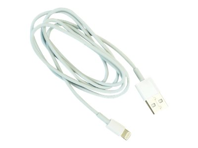 VisionTek Lightning to USB 3.0 2.0 Charge Sync Cable, White, 39, 900704