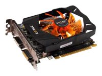 Zotac GeForce GTX 650 TI PCIe Graphics Card, 1GB DDR5, ZT-61101-10M, 14879044, Graphics/Video Accelerators