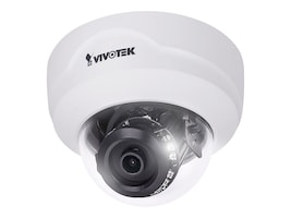 Vivotek 2MP Indoor Fixed Dome Network Camera with 2.8mm Lens, FD8169A, 33392178, Cameras - Security