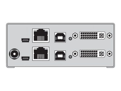 Black Box DKM HD Video and Peripheral Matrix Switch, ACX1T-22-C