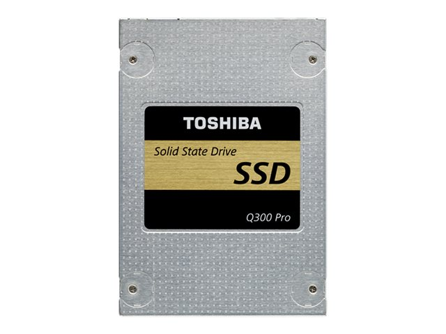 Toshiba 256GB Q300 Pro SATA 6Gb s 2.5 7mm Internal Solid State Drive, HDTS425XZSTA, 30614151, Solid State Drives - Internal