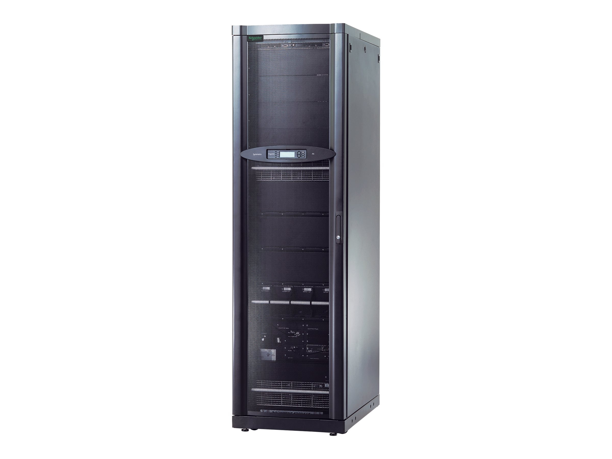 APC Symmetra PX 10kVA 10kW Scalable to 40kW N+1, 208V, SY10K40F, 419483, Battery Backup/UPS
