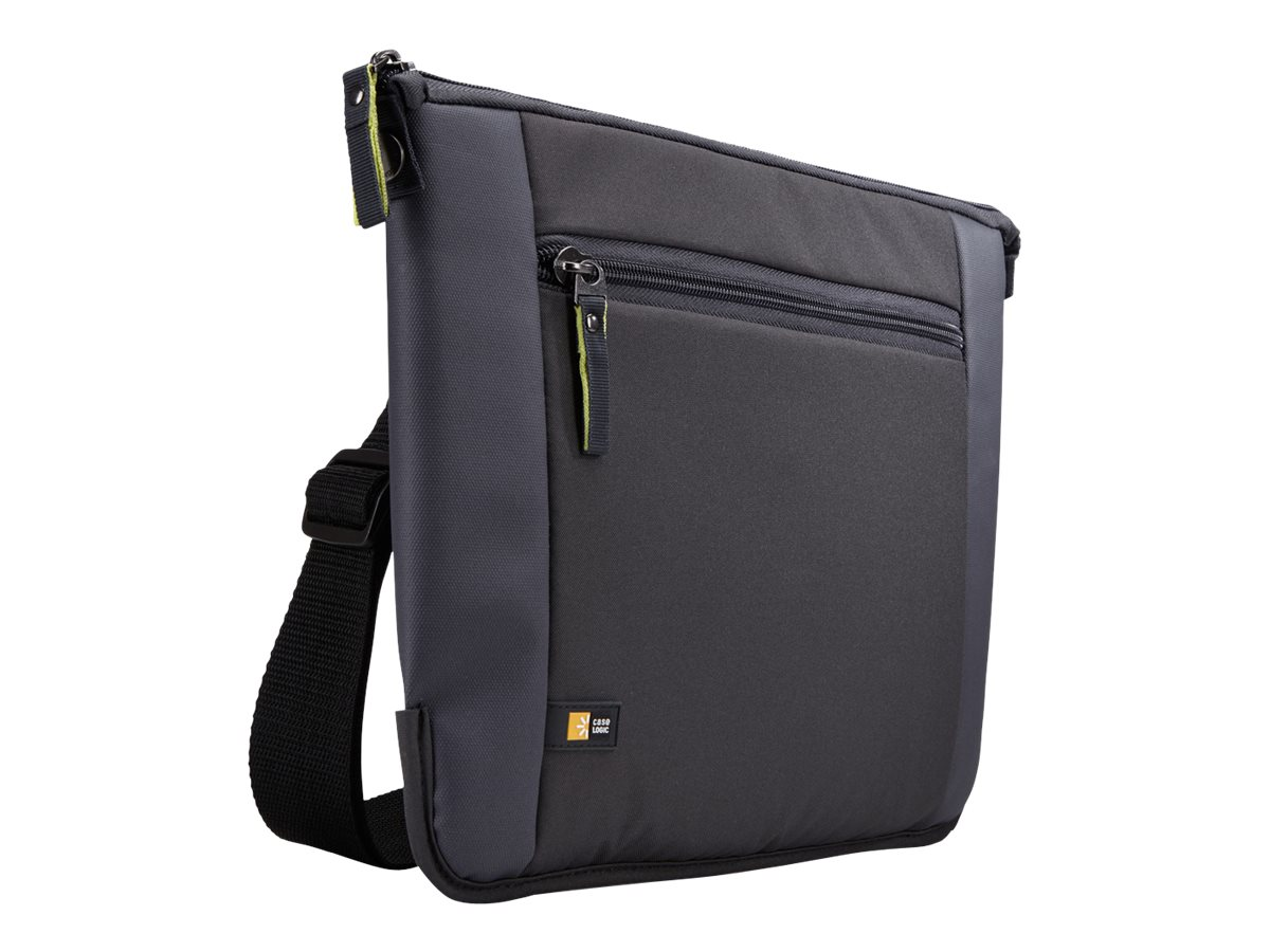 Case Logic Intrata Laptop Bag for Chromebook Ultrabook 11.6, Anthracite, INT111ANTHRACITE