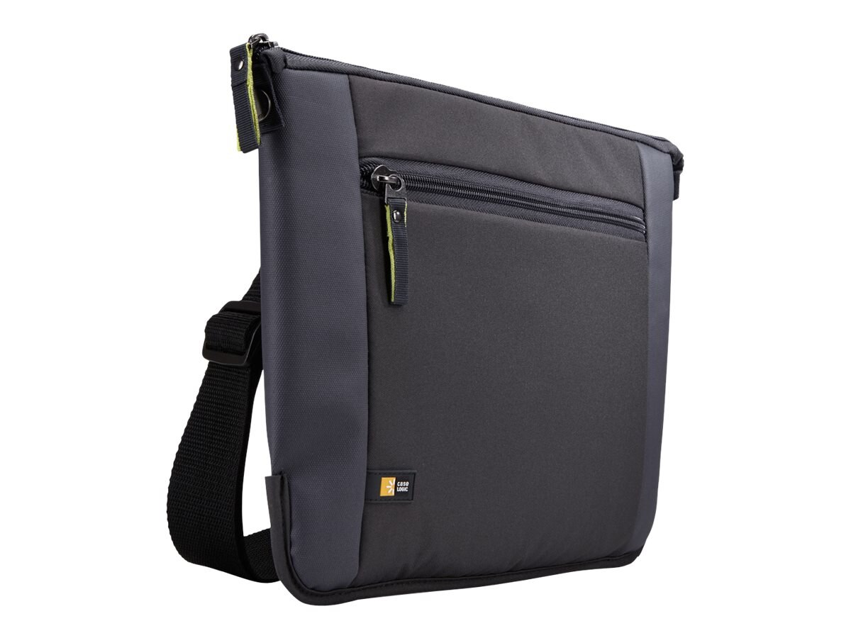 Case Logic Intrata Laptop Bag for Chromebook Ultrabook 11.6, Anthracite