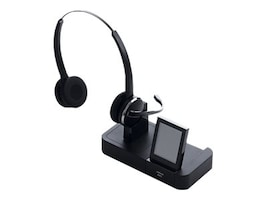 Jabra Pro 9460 DUO Headset, 9460-69-707-105, 11727011, Headsets (w/ microphone)