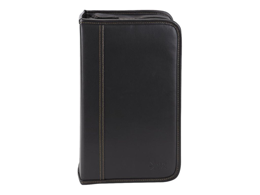 Case Logic 136 Capacity CD Wallet - Black