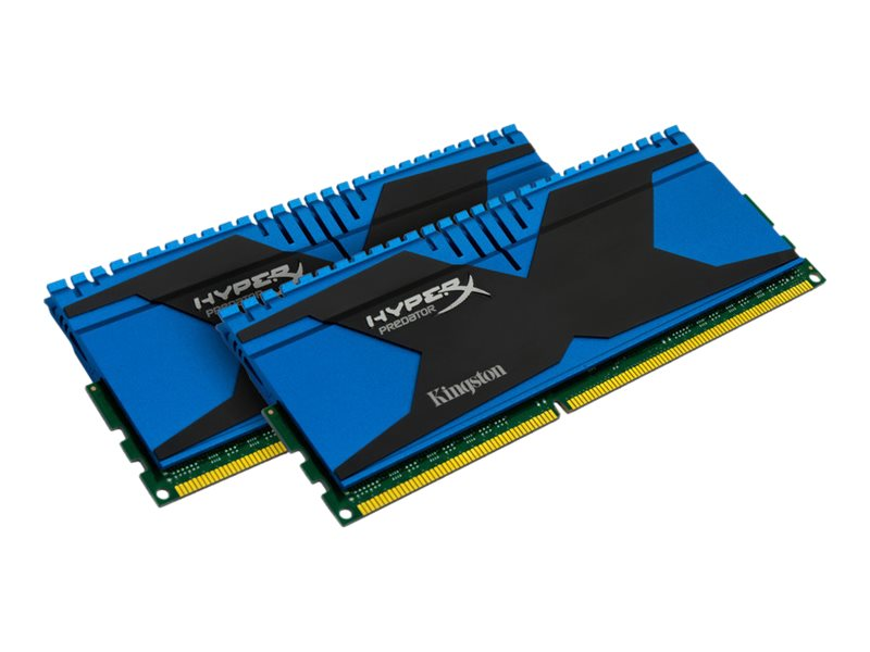 Kingston 16GB PC3-17000 240-pin DDR3 SDRAM DIMM Kit, HX321C11T2K2/16, 17630885, Memory