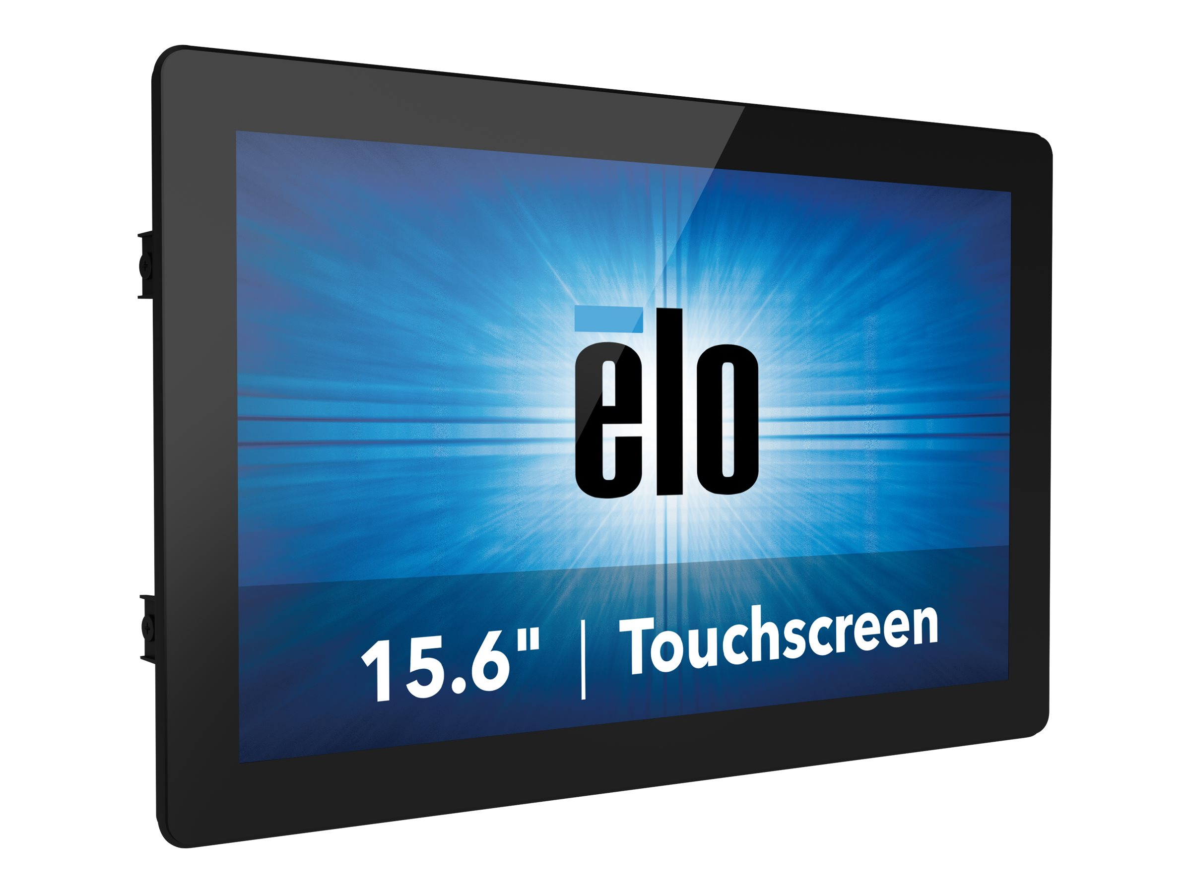 ELO Touch Solutions 15.6 1593L LED-LCD PCAP Touchscreen Open Frame Monitor, E176938