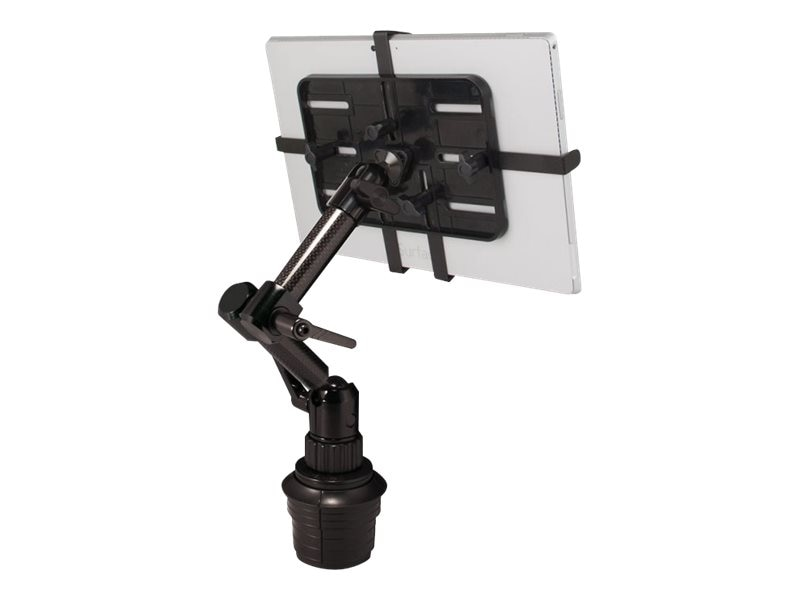 Joy Factory Unite Cup Holder Mount for 7-12 Tablets up to 1 Thick
