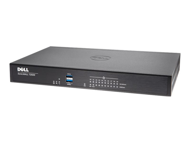 Dell Stateful High Availability Upgrade for TZ600