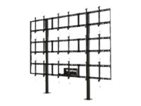 Peerless 3x3 Video Wall Stand