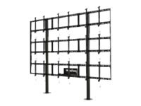 Peerless 3x3 Video Wall Stand, DS-S555-3X3, 17828883, Stands & Mounts - AV