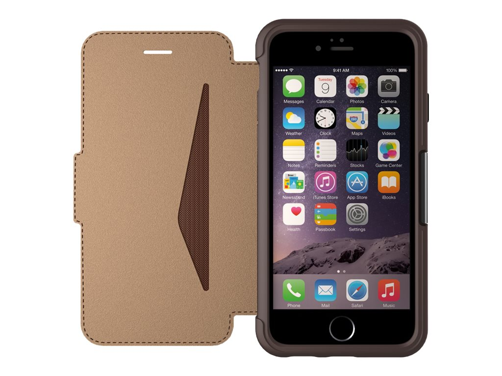 OtterBox Strada Saddle for iPhone 6S