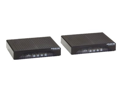 Black Box 2-wire 5.7Mbps Ethernet Extender Kit