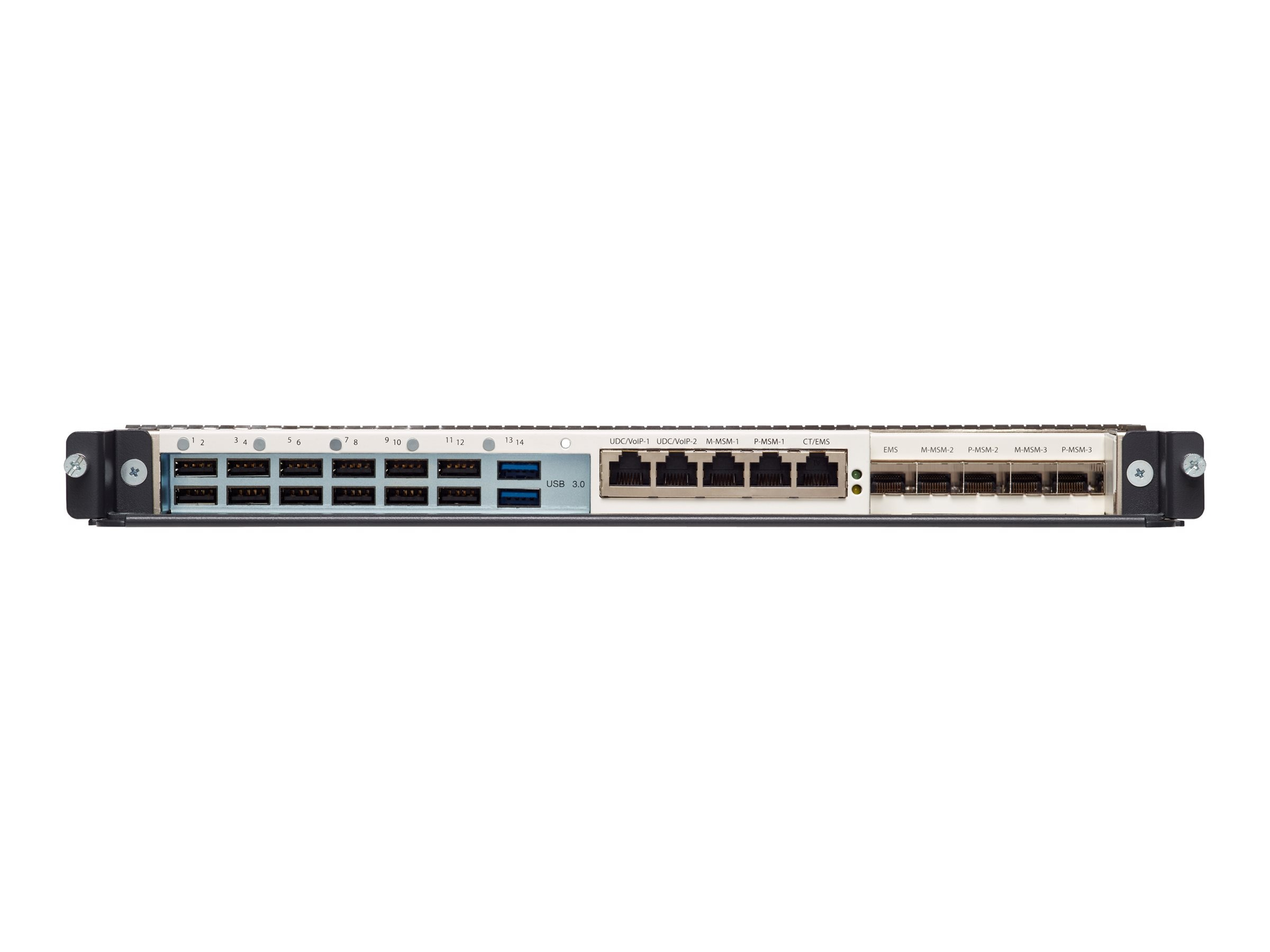 Cisco NCS 2015 External Connection Unit