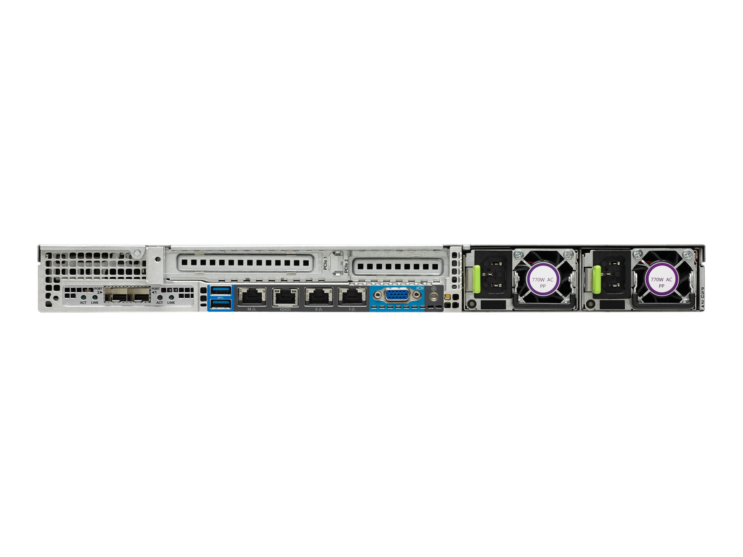 Cisco UCS SP8 C220 M4 Entry Xeon E5-2609 v3 64GB, UCS-EZ8-C220M4-E