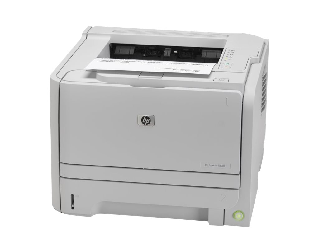 HP LaserJet P2035 Printer ($249 - $20 Instant Rebate = $229 Expires 2 29 16)