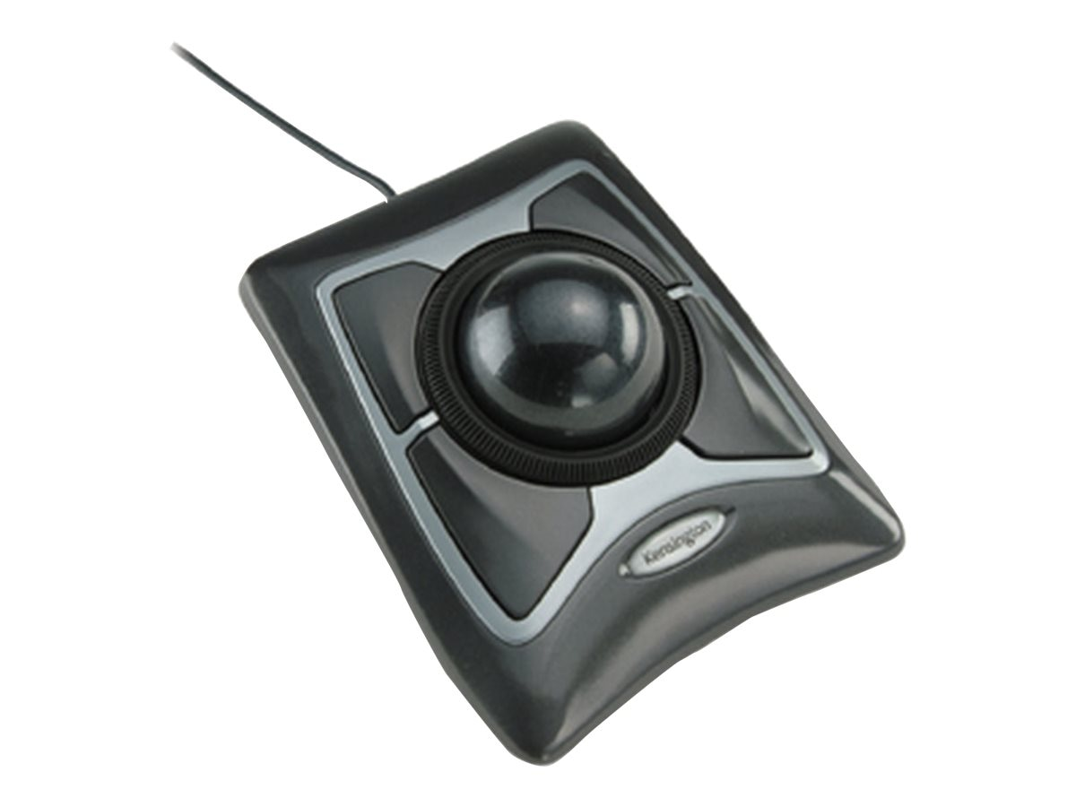Kensington Expert Mouse Optical Trackball, 64325, 442727, Mice & Cursor Control Devices