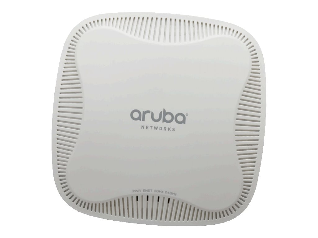 Aruba Networks Instant IAP-205 Wireless Access Point, 802.11N AC, 2X2:2, Dual R, IAP-205-US, 17765421, Wireless Access Points & Bridges