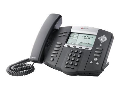 Polycom Soundpoint IP 560 4-Line Phone, 2200-12560-025, 8209440, VoIP Phones