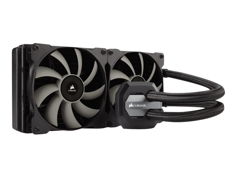 Corsair Hydro Series H110i GTX 280mm Extreme Performance Liquid CPU Cooler, CW-9060020-WW, 24326751, Cooling Systems/Fans