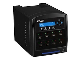 TEAC 1:7 USB Stand Alone USB Flash Drive Duplicator, USBDUPLICATOR/7, 10540351, Storage Drive & Media Duplicators