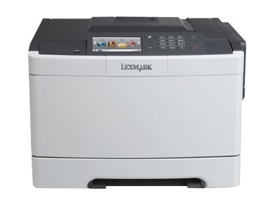 Open Box Lexmark CS510de Color Laser Printer, 28E0050