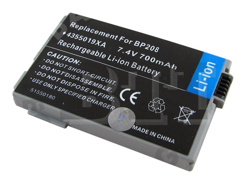 BTI BATTERY FOR CANON CAMCORDER DC10, DC20, DC22, DC40, DC50, DC100, DC210, CN208, 12886224, Batteries - Camera