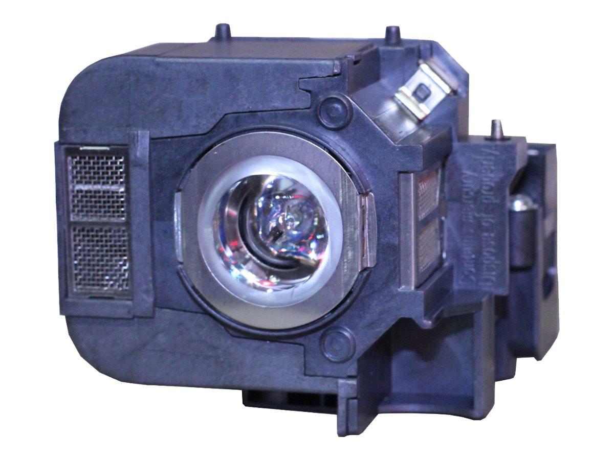 V7 Replacement Lamp for EB-85, EMP-825, PowerLite 826W, VPL2101-1N, 17259182, Projector Lamps