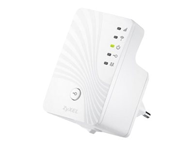 Zyxel Wireless N300 Range Extender, WRE2205, 14641466, Wireless Antennas & Extenders
