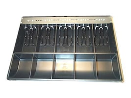 APG Till for Series 100 & 4000 5-Bill 5-Coin Removable Tray, PK-15U-5-BX, 31196991, Cash Drawers