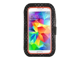 Griffin Armband Adidas for Galaxy S5 S6, Black Red, GB40518, 19697119, Carrying Cases - Phones/PDAs