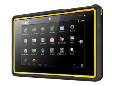 Getac Z710 Rugged Tablet OMAP 4430 1.0GHz 1GB 16GB bgn BT WC 7 WSVGA SLR Touch Android 4.1, ZLA142