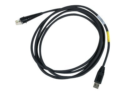 Honeywell USB Cable, USB Type A (M) to RJ-45 (M), 7.5ft, 42206161-01E