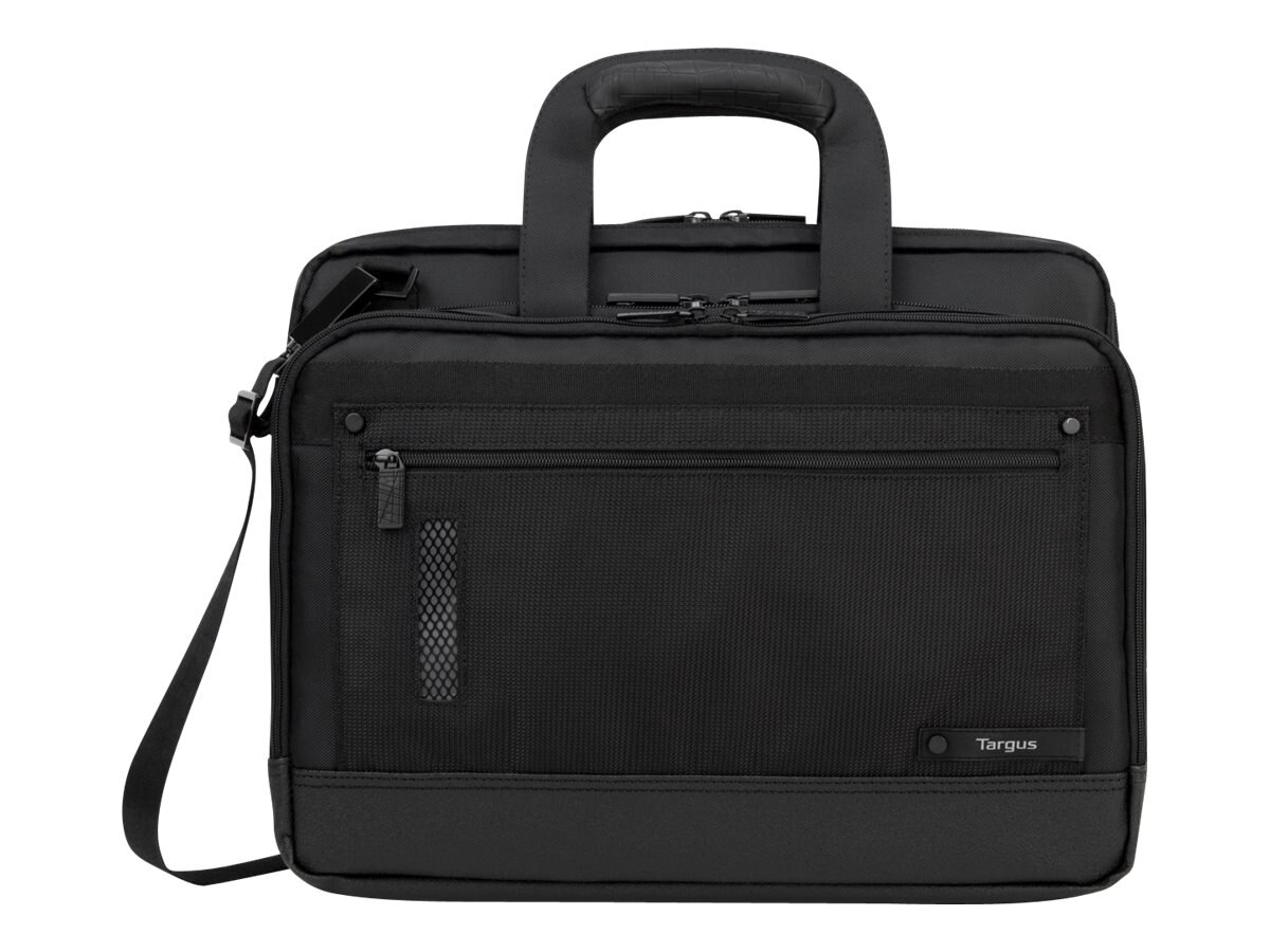 Targus 16 Revolution 2 Topload Checkpoint-Friendly Case, Black