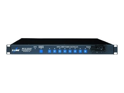 Eaton Switched ePDU 3.33kW 1-ph 16A 1U C20 Input (8) C13 Outlets 2P 20A CB, IPC3401, 15083494, Power Distribution Units