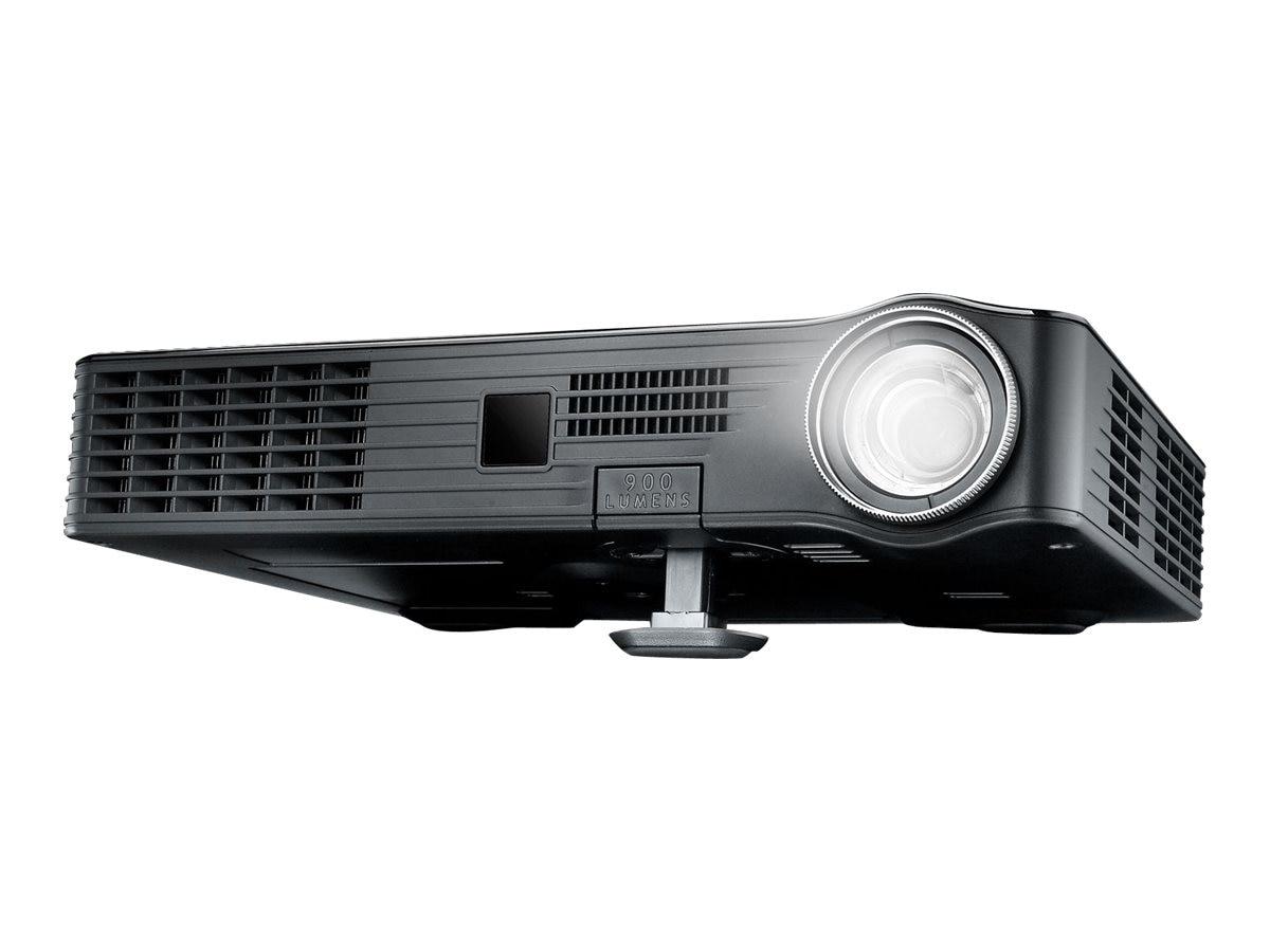 Dell M900HD WXGA LED Projector, 900 Lumens, Black