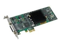 Matrox Millennium G550 LP PCIe Low-Profile Graphics Card, G55-MDDE32LPDF, 6462741, Graphics/Video Accelerators