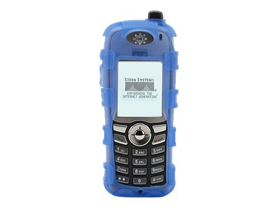 Zcover gloveOne Keypad Open Tough Version, Port Cover for Cisco Unified 7921G Wireless IP Phone, Blue, CIPHBPBL