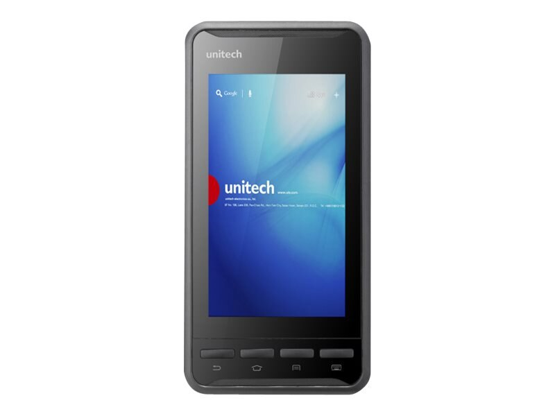 Unitech PA700 Mobile Computer 2D Imager, PA700-QA6FUMDG, 17376901, Portable Data Collectors
