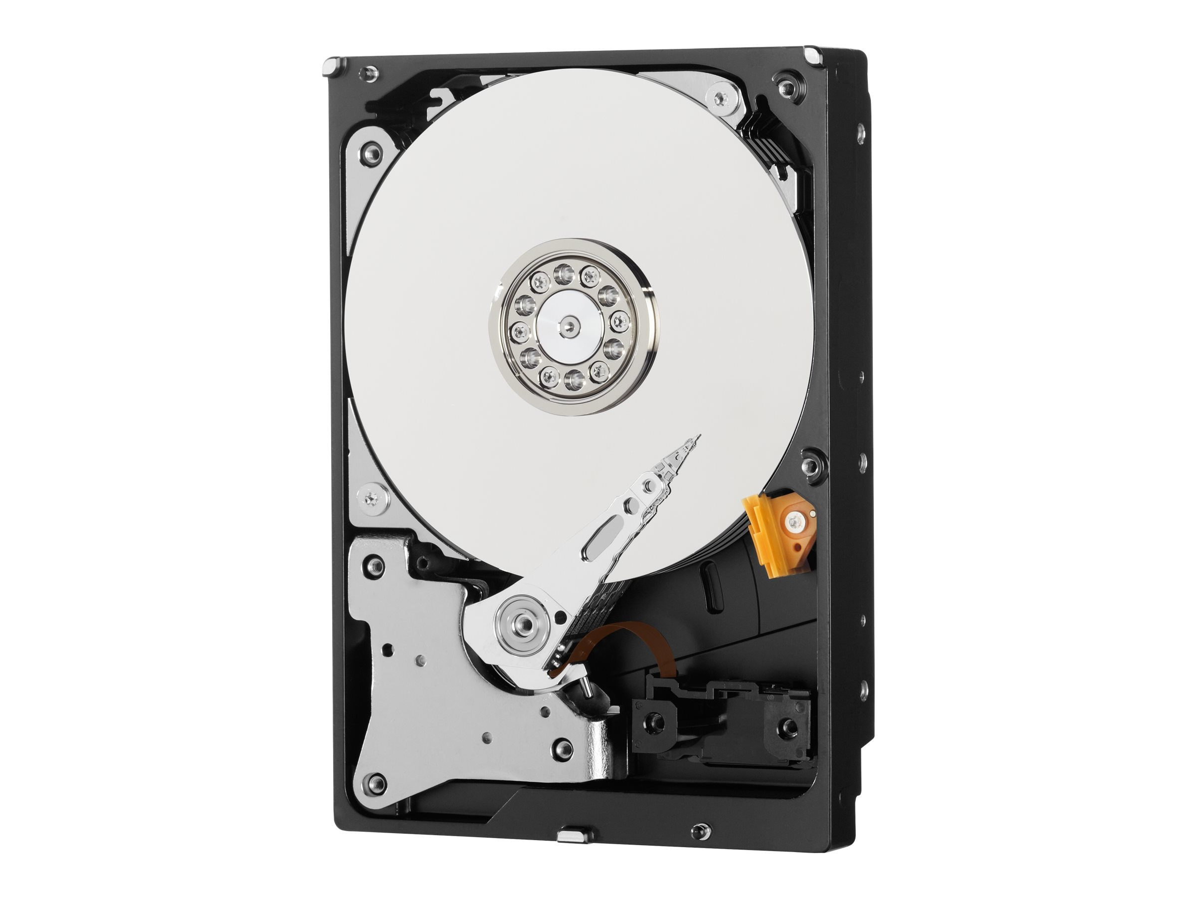 WD 1TB WD Red SATA 6Gb s 3.5 Internal NAS Hard Drive, WD10EFRX, 14515638, Hard Drives - Internal
