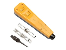 Fluke D814 Automatic Punchdown Impact Tool with EverSharp 110 and 66 Blades, 10055501, 6218414, Tools & Hardware