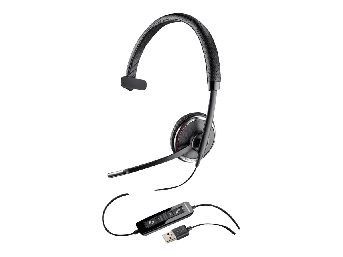 Plantronics Blackwire C510 Headset, 88860-01