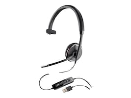 Plantronics Blackwire C510 Headset, 88860-01, 15455665, Headsets (w/ microphone)