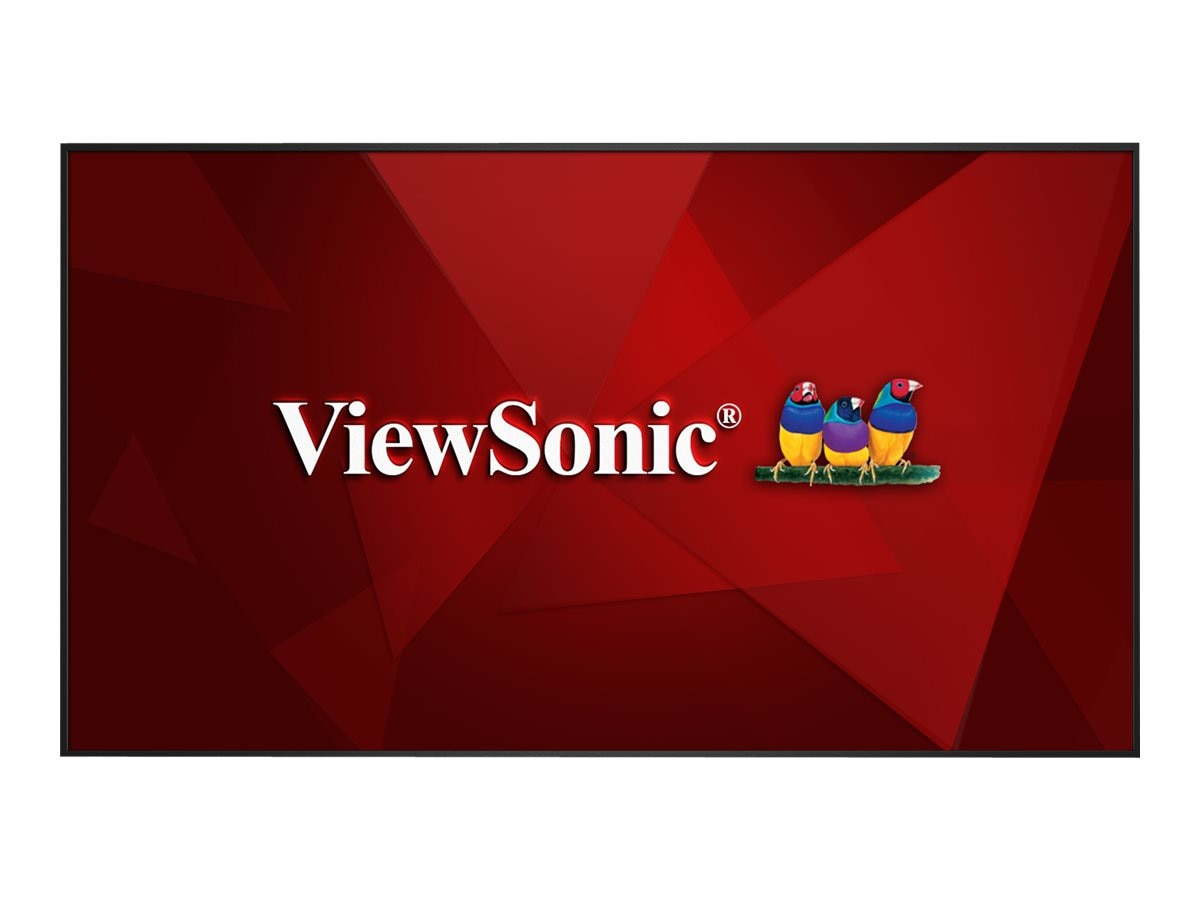 ViewSonic 98 CDP9800 Ultra HD LED-LCD Monitor, Black