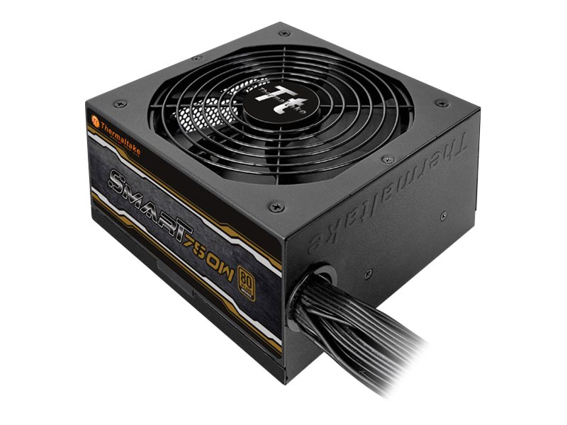 Thermaltake 750W 80 Plus Power Supply, SP-750P, 15499991, Power Supply Units (internal)