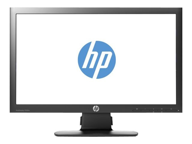 HP 20 ProDisplay P201m LED-LCD Monitor, Black, C9F73AA#ABA, 15470540, Monitors - LED-LCD