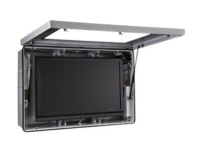 Peerless Enclosure with Cooling Fans for 52-55 Display, FPE55F-S, 12079570, Stands & Mounts - AV